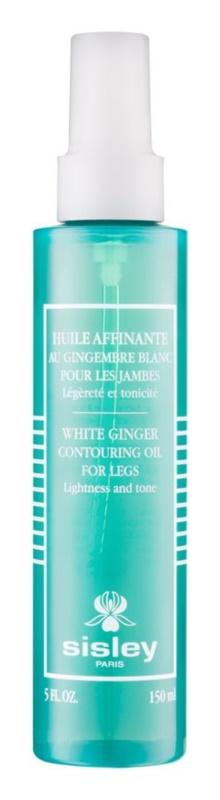 Sisley White Ginger oblikovalno olje za noge