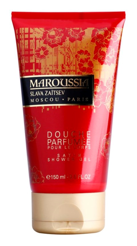 Slava Zaitsev Maroussia gel de duche para mulheres 150 ml