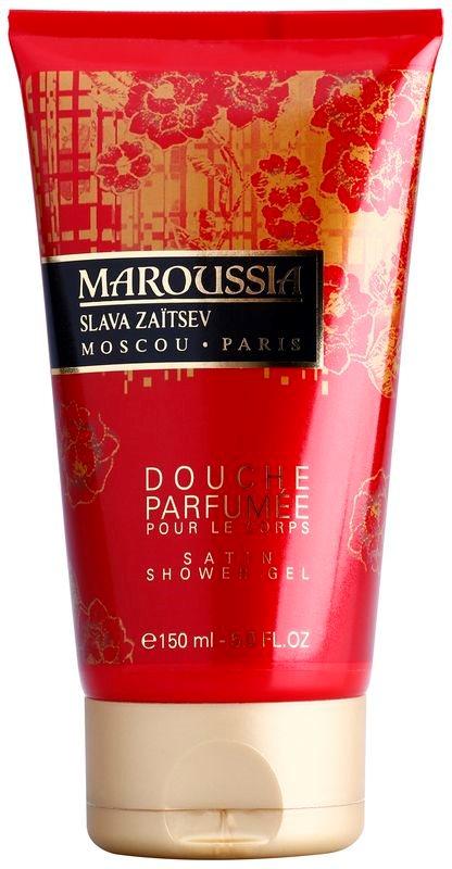 Slava Zaitsev Maroussia Shower Gel for Women 150 ml