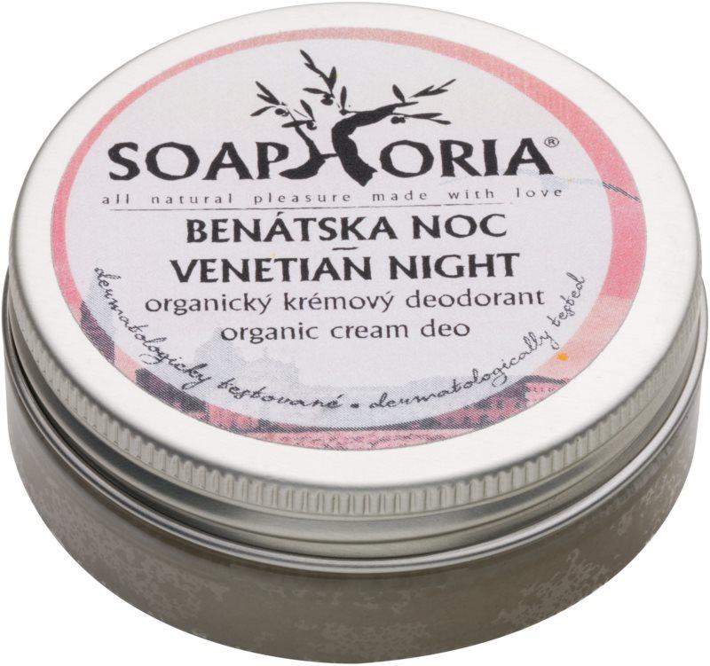 Soaphoria Venetian Night dezodorant w kremie
