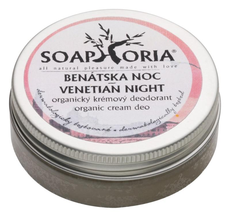 Soaphoria Venetian Night krémový dezodorant