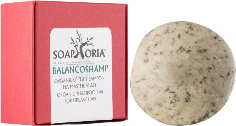 Soaphoria Hair Care organický tuhý šampón pre mastné vlasy