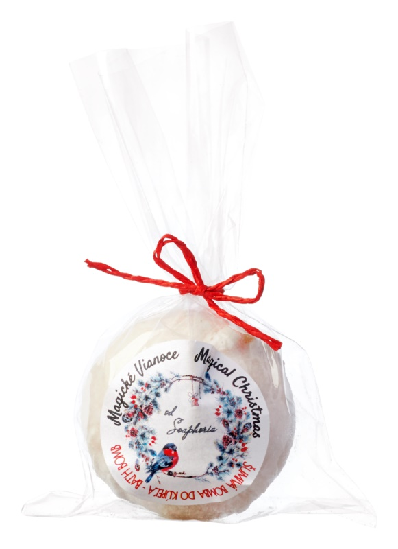 Soaphoria Magical Christmas regeneračný kúpeľový balistik