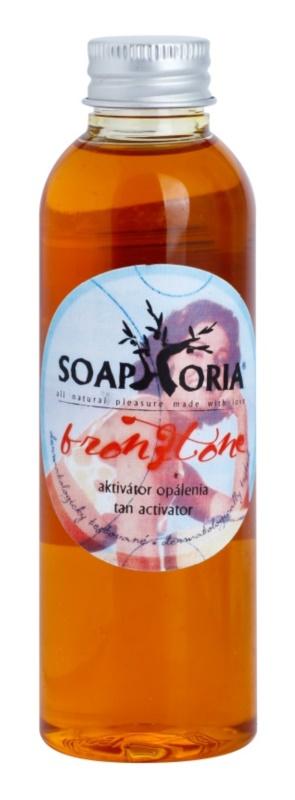 Soaphoria Bronztone aktivátor opálení 3 v 1