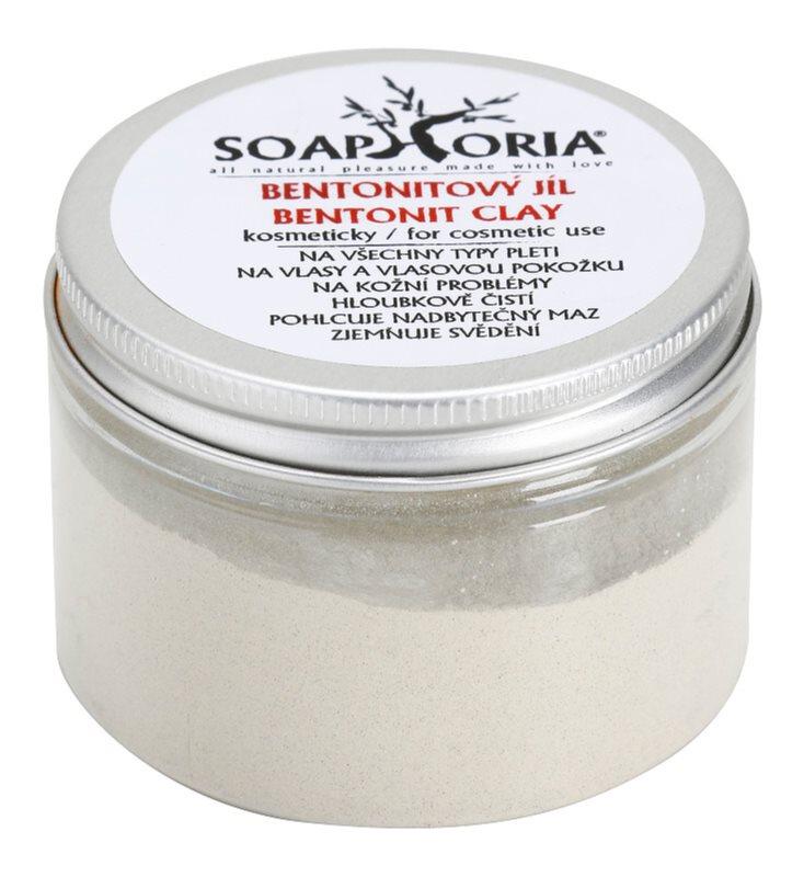 Soaphoria Care Bentonit Clay
