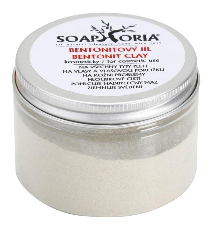 Soaphoria Care бентонітова глина