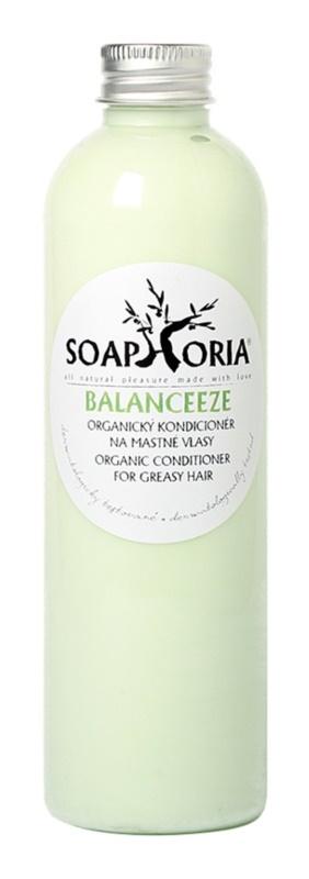 Soaphoria Hair Care organický kondicionér na mastné vlasy