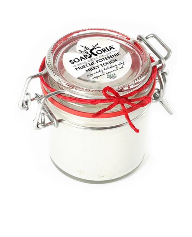 Soaphoria Milky Touch Bio Coconut Oil