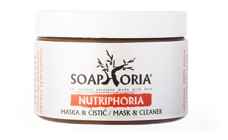 Soaphoria Nutriphoria mascarilla natural para rostro