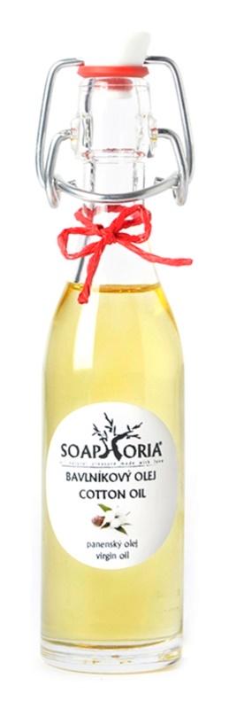 Soaphoria Organic bavlníkový olej