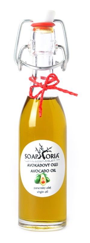 Soaphoria Organic  ulei de avocado
