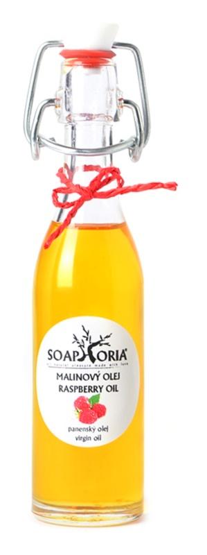 Soaphoria Organic Frambozenolie  voor het Lichaam