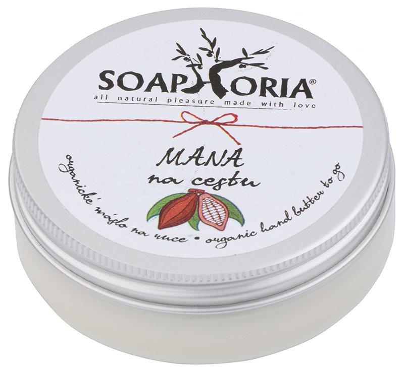 Soaphoria Organic hydratační mana na ruce