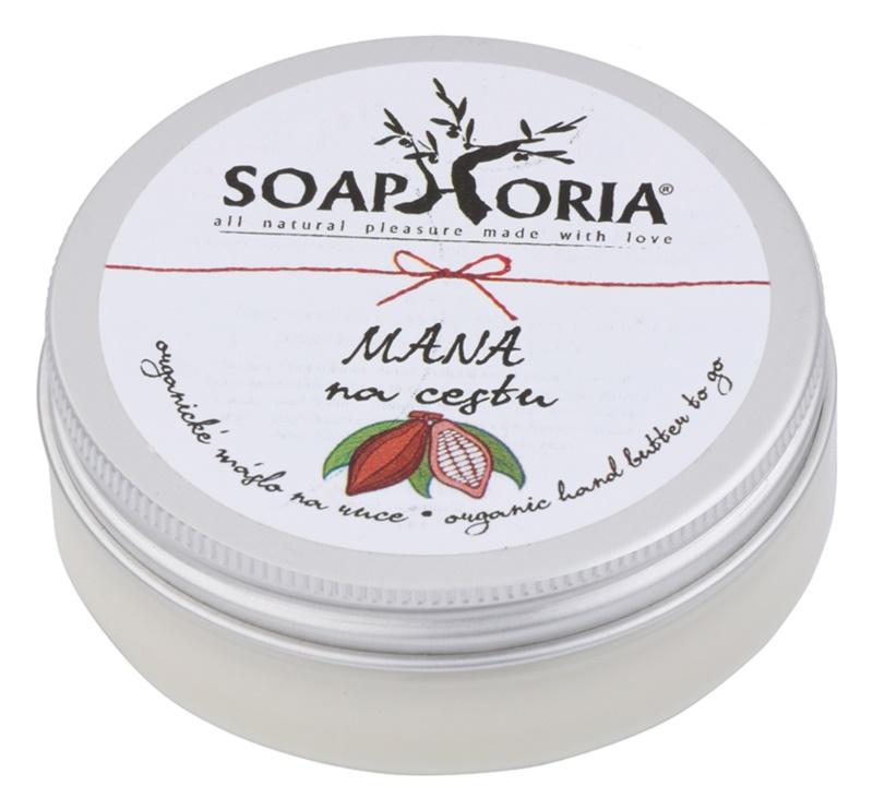 Soaphoria Organic  masło nawilżające do rąk