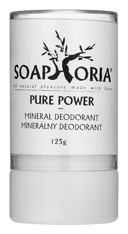 Soaphoria Pure Power minerální deodorant