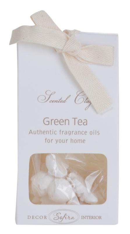 Sofira Decor Interior Green Tea ruhaillatosító  25 g