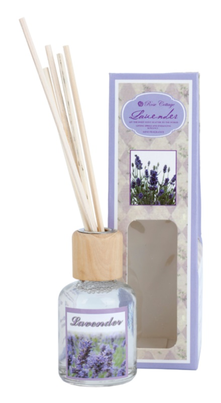 Sofira Decor Interior Lavender Aroma Diffuser With Refill 40 ml