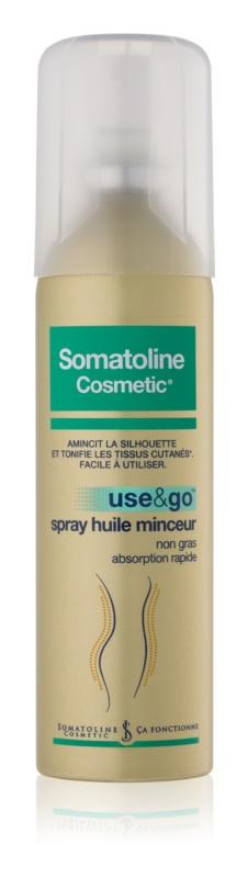 Somatoline Use&Go моделююча олійка у формі спрею