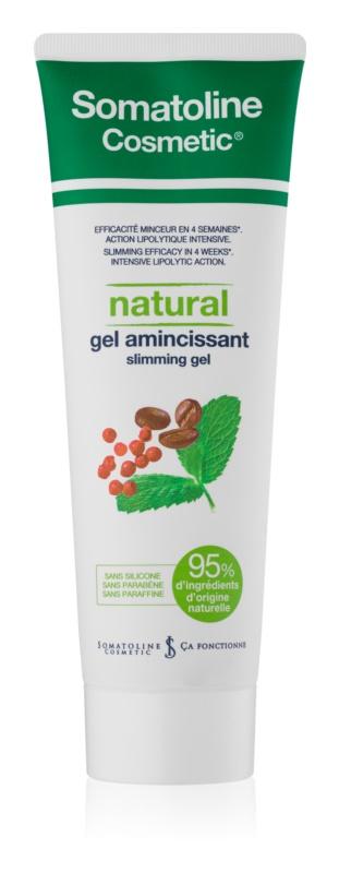 Somatoline Natural přírodní zeštíhlující gel