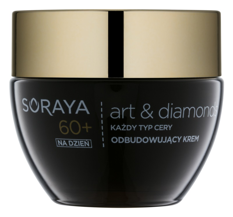 Soraya Art & Diamonds regenerační denní krém pro obnovu pleťových buněk