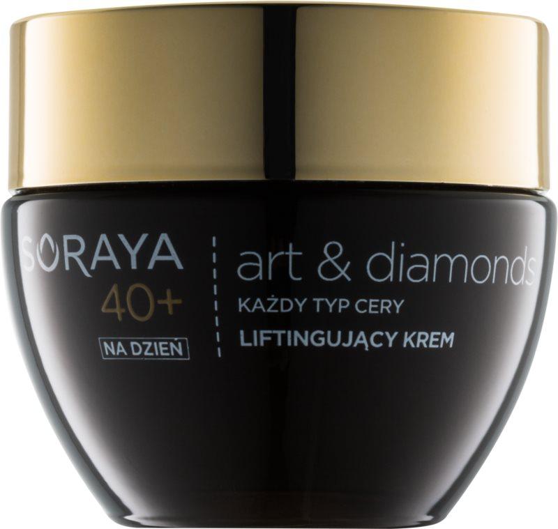 Soraya Art & Diamonds zpevňující denní krém s liftingovým efektem