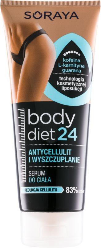 Soraya Body Diet 24 siero dimagrante anticellulite