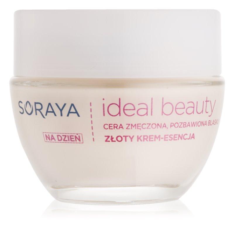 Soraya Ideal Beauty rozjasňující krém pro unavenou pleť