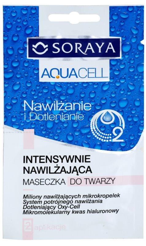 Soraya Aquacell intenzivní hydratační maska