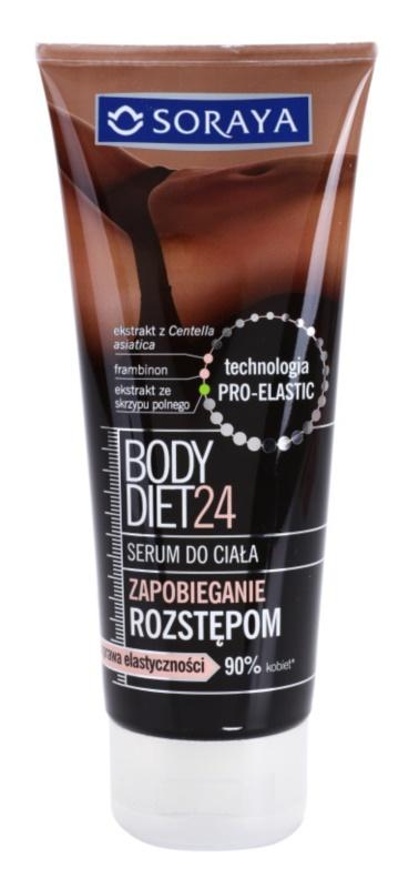Soraya Body Diet 24 zpevňující sérum proti striím