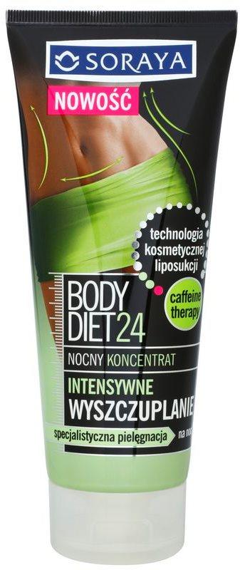 Soraya Body Diet 24 tratament pentru noapte pentru slabire intensiva