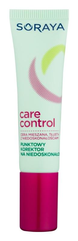 Soraya Care & Control tratamiento corrector localizado para pieles acnéicas