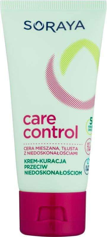 Soraya Care & Control Anti-Makel-Creme für fettige und Mischhaut