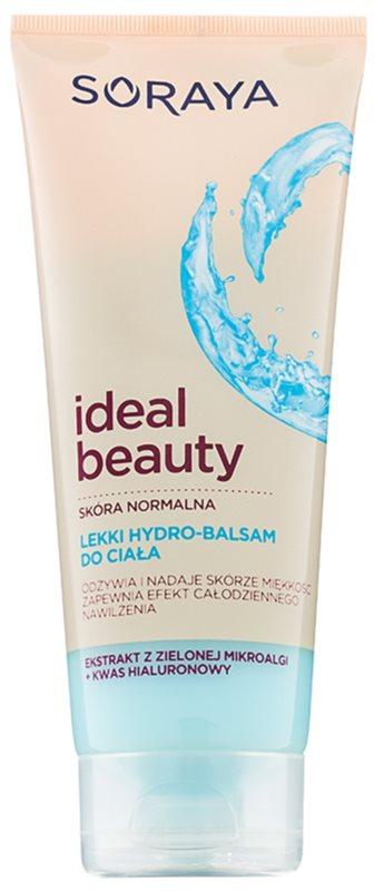 Soraya Ideal Beauty nawilżająca emulsja do skóry normalnej