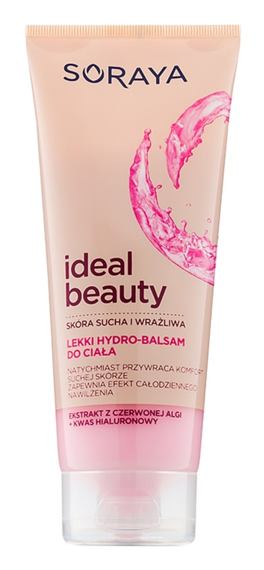 Soraya Ideal Beauty Moisturizing Balm For Dry and Sensitive Skin