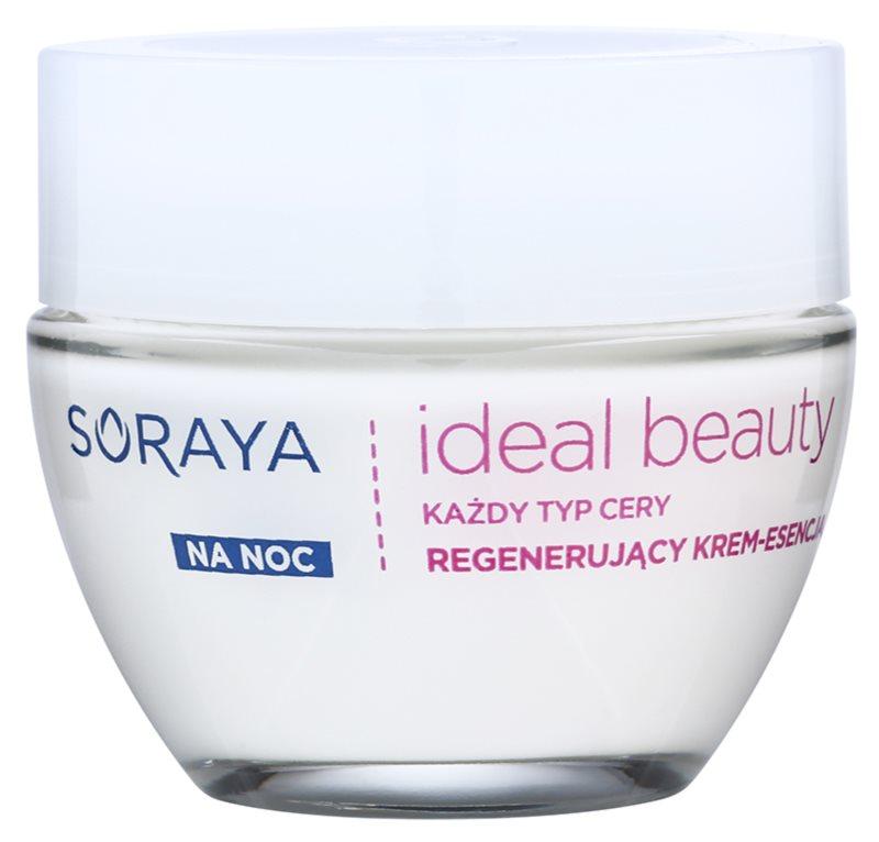 Soraya Ideal Beauty regenerační noční krém pro všechny typy pleti