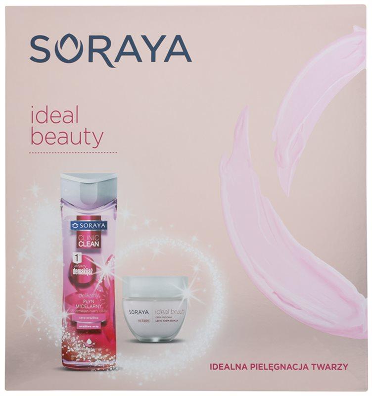 Soraya Ideal Beauty zestaw kosmetyków X.