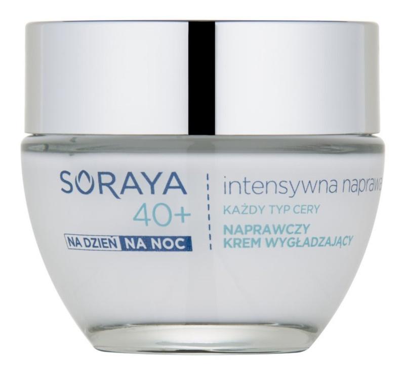 Soraya Intensive Repair krem odnawiający wygładzający skórę 40+