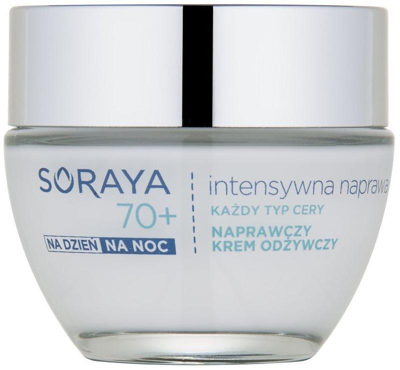 Soraya Intensive Repair erneuernde Creme zum Nähren der Gesichtshaut 70+
