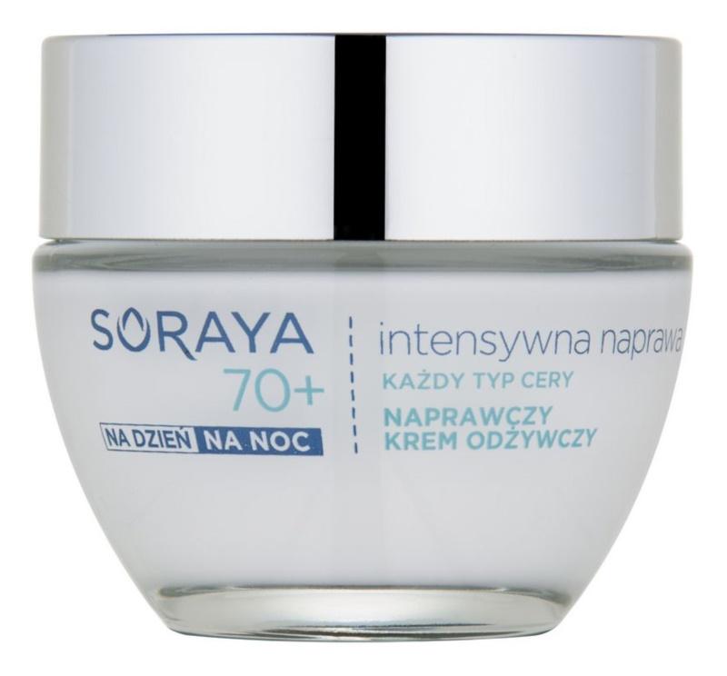 Soraya Intensive Repair krem regenerujący odżywiający skórę 70+