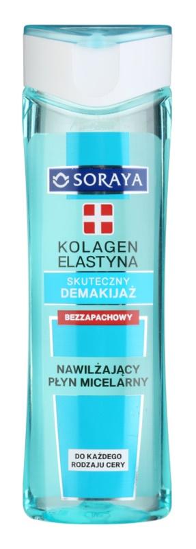 Soraya Collagen & Elastin nawilżająca woda micelarna nieperfumowane