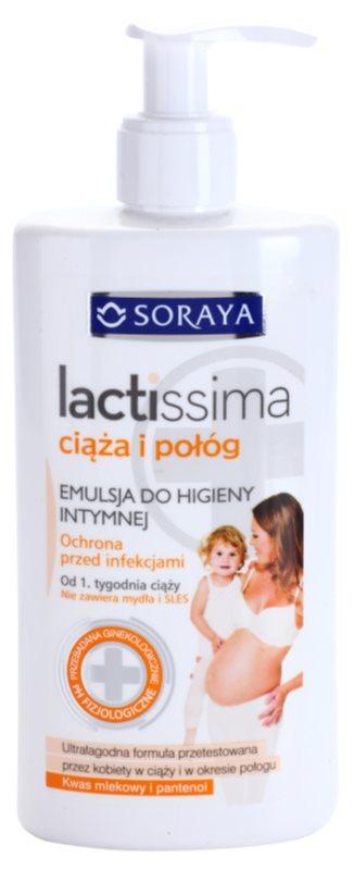 Soraya Lactissima emulze pro intimní hygienu pro těhotné a mladé maminky
