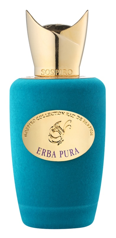 Sospiro Erba Pura Parfumovaná voda unisex 100 ml