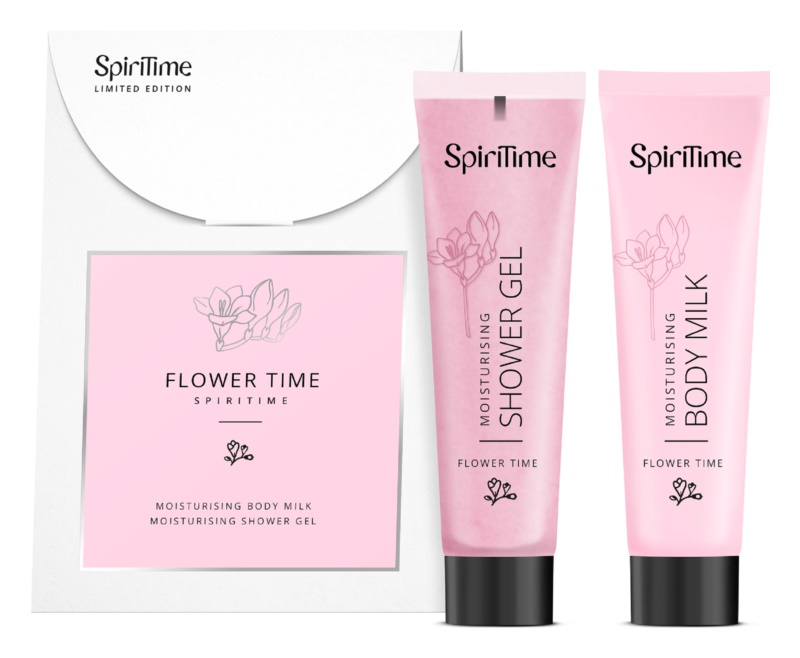 SpiriTime Flower Time kosmetická sada I.