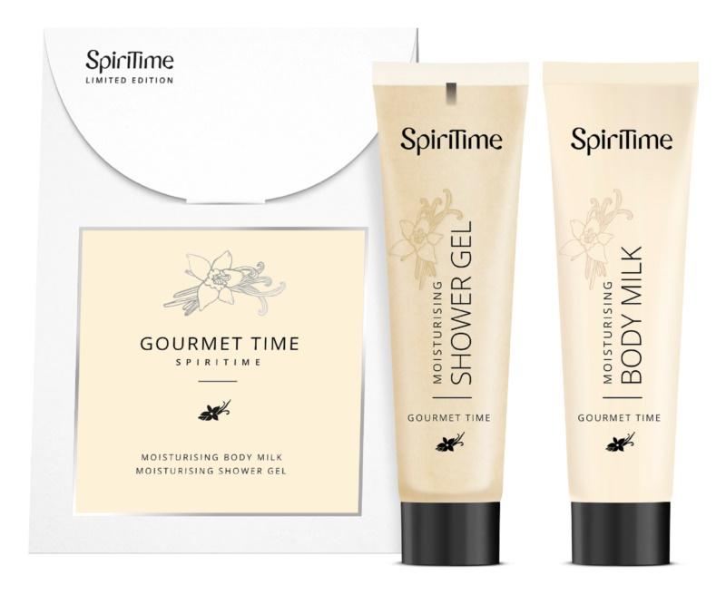 SpiriTime Gourmet Time zestaw kosmetyków I.