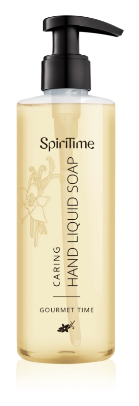 SpiriTime Gourmet Time Caring Hand Liquid Soap