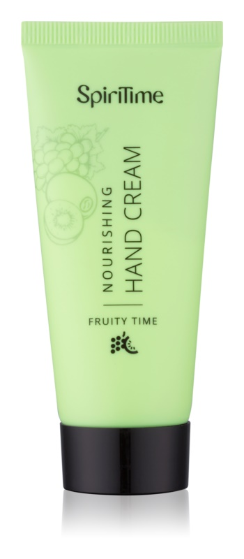 SpiriTime Fruity Time crema nutriente mani
