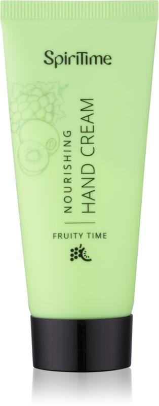 SpiriTime Fruity Time výživný krém na ruky