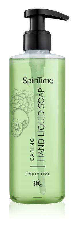 SpiriTime Fruity Time Ošetrujúce tekuté mydlo na ruky