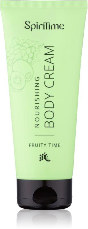 SpiriTime Fruity Time crema de corp nutritiva