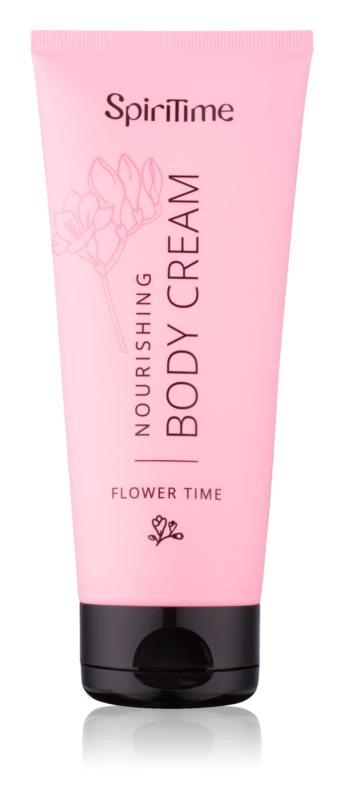 SpiriTime Flower Time crema de corp nutritiva